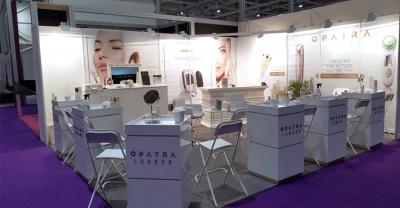 Cosmetica Hannover Messebau Delligsen ALfeld Opatra London