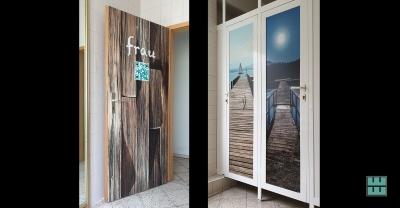 3 Ideen, wie Sie Ihr Büro oder Ihre Wohnung verschönern können Weber Werbung Delligsen Türen