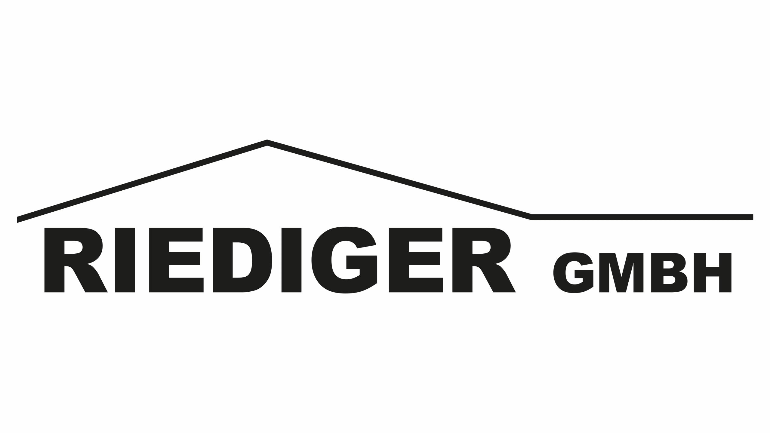 Logo Riediger Hallenbau