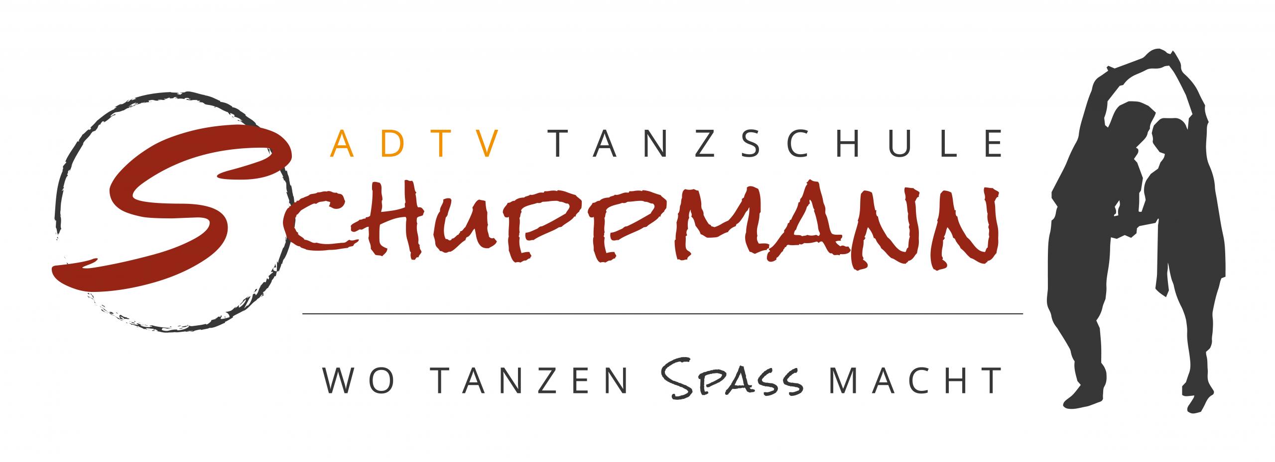 Logo-Redesign für die Tanzschule Schuppmann aus Alfeld